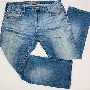 American Eagle Mens Jeans 38 x 32 Blue Original